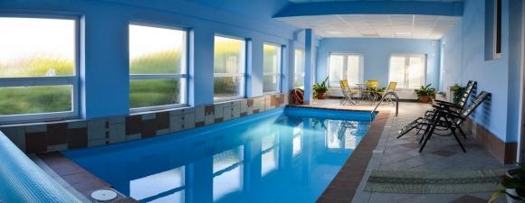 Bazén Hotel Stofing